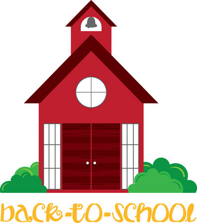schoolhouse: Schoolhouse is an academic management application for students Illustration