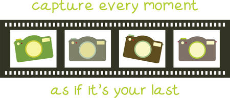 pick light: A camera that exposes photographic film to light in order to take a picture pick those designs by concord