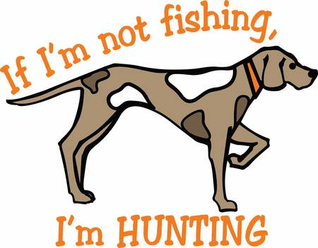 Dog is the preferred hunting companion for all