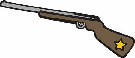 gun control: Pick these traditional rifle designs from concord collections Illustration