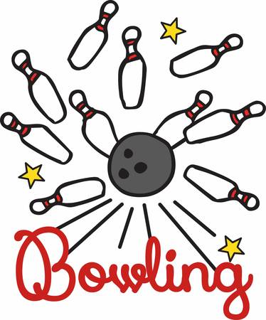 Bowling is an unique ball game pick these designs from concord collections