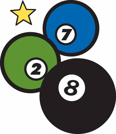 pool balls: Pool balls are the stars of the game Billiards grab these designs from concord collection