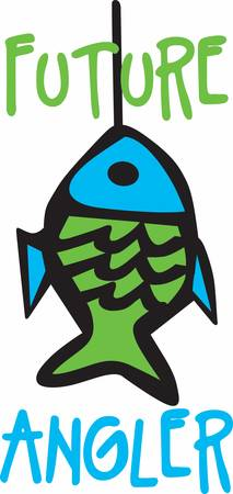 Grab and enjoy these fishing designs from Concord collections