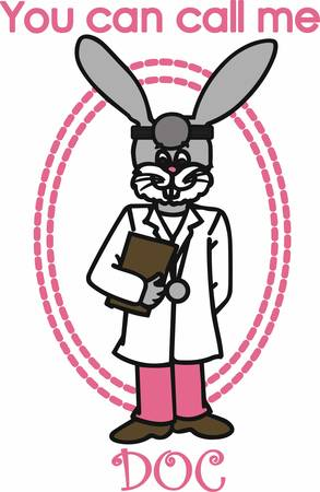 critter: Doctor Rabbit is very famous online game. Pick those design by Concord.