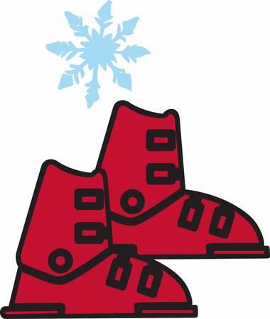 스키 부츠는 스키 바인딩을 사용하여 스키를 스키에 연결하는 방법을 제공하기 위해 스키에 사용되는 특수화 된 신발으로, 해당 디자인을 콩코드로 선