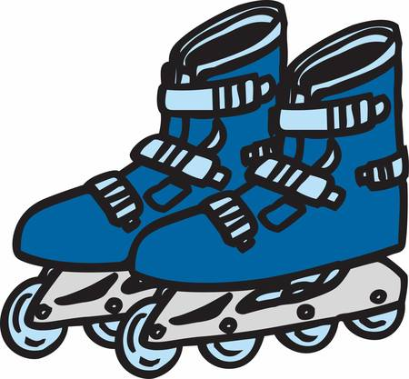 rollerblade: Life is like a roller coaster live it be happy enjoy life