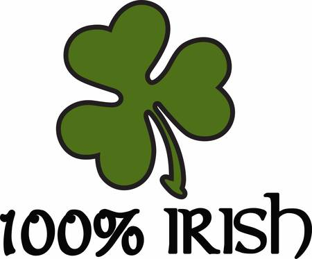 May your day be touched by a bit of irish luck pick those brightened designs by Concord
