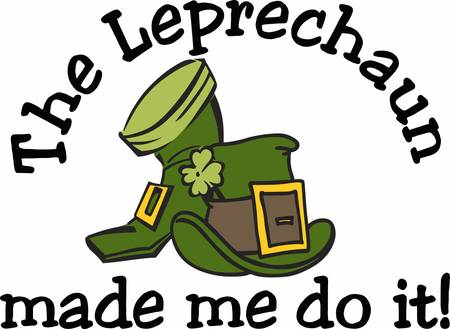 fictional character: Most the people like Leprechaun Outfit Have this designs by Concord