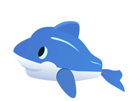 If you were to make little fishes talk they would talk like whales.