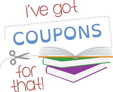 Geniet van gratis coupons in het winkelcentrum. Pick die ontwerp van Concord.