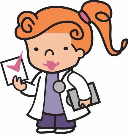 dr: Girls study hard to prove themselves. Pick those design by Concord. Illustration
