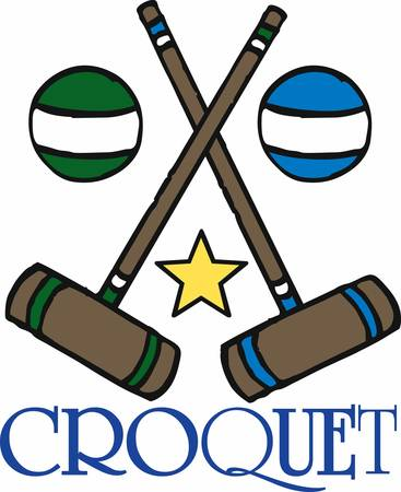 Croquet is tough. People play for months because the rules are so bizarre.