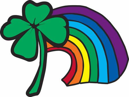 paddys: My two favorite colors of the rainbow are gold and leprechaun.
