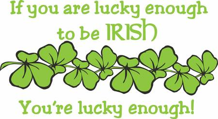 st paddys day: A good guy is like a four leaf clover. Lucky to have but hard to find.