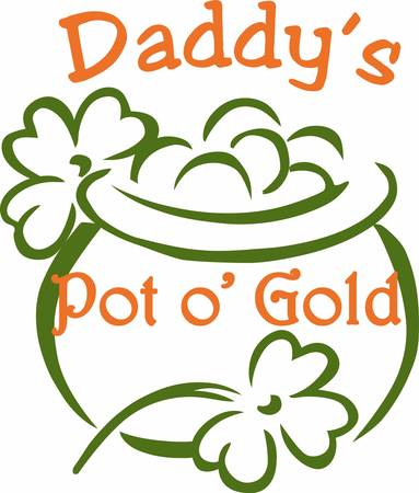 saint paddys day: A good guy is like a four leaf clover. Lucky to have but hard to find.