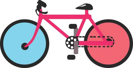 childern: Life is like a ten speed bicycle. Most of us have gears we never use.