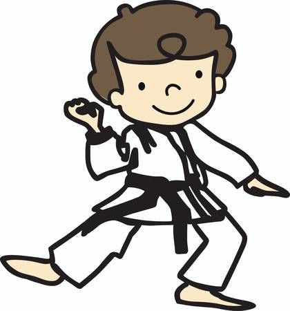When you look at life think in terms of karate. But remember that karate is not only karate  it is life. Çizim