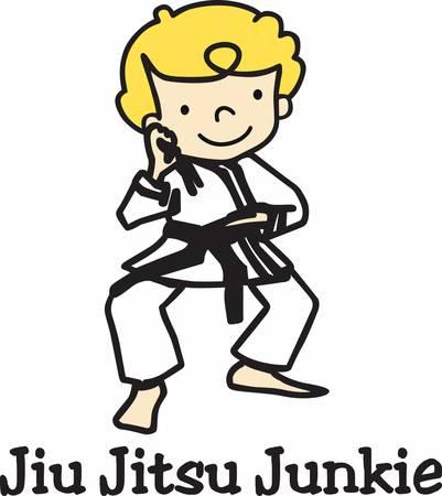 self defense: El karate es acerca de la disciplina y la primera disciplina est� apareciendo para la clase
