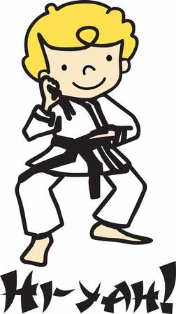self defense: Karate is about discipline and the first discipline is showing up for class