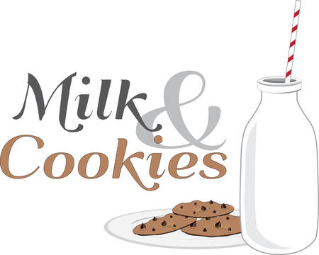 A type of cookie containing bits of solid chocolate and often nuts pick those designs by concord