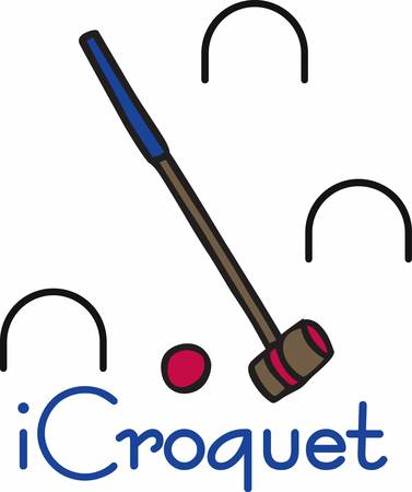 cues: The game of golf would lose a great deal if croquet mallets and billiard cues were allowed on the putting green