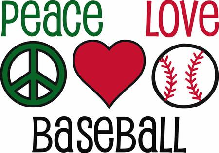 wording: Peace love and basketball symbols and wording. Illustration