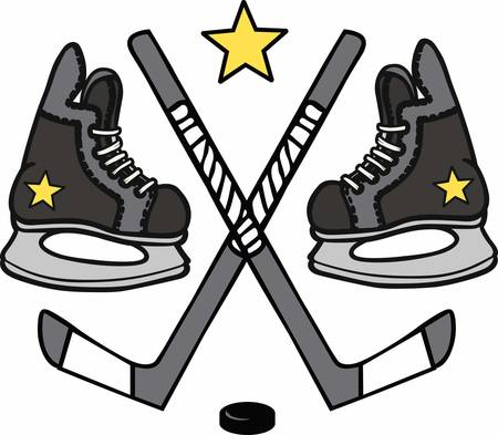 hockey players: Hockey players will love a great set of equipment.