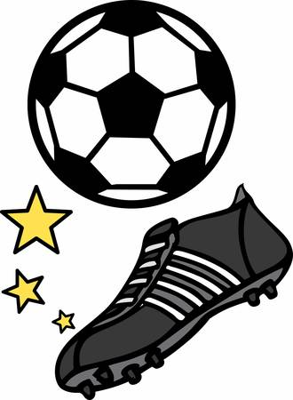 soccer players: Soccer players will love great game equipment.