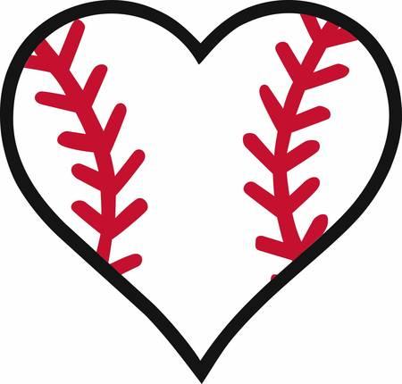 Laat zien dat je je hart hebt gegeven aan het spel. Stockfoto - 44051297