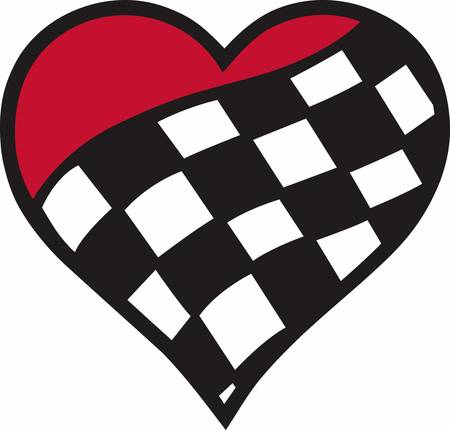 nascar: Show that you have given your heart to the sport.
