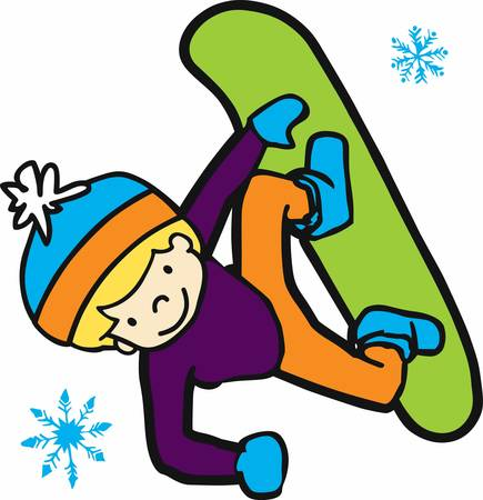 Snowboarders have been doing it a lot longer than us but its picking up in the skiyng big time