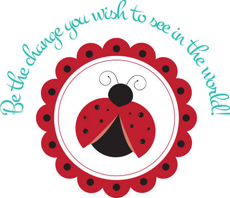 be the change: Learn all you wanted know about the ladybugs designs by Concord