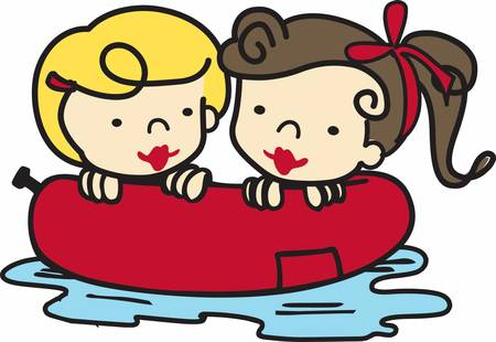 have fun: Have fun and share love with these designs from concord collections Illustration