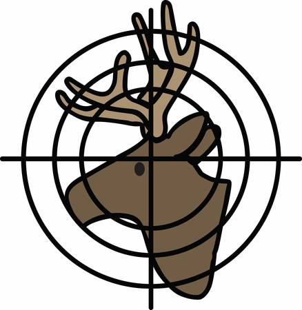 Pick these Deer aim designs from concord collections
