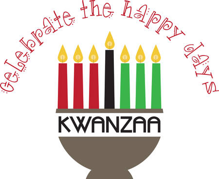 miras: Kwanzaa is a panAfrican celebration of heritage and culture and family and community.