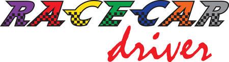 avid: Any avid racer will enjoy this race car design.