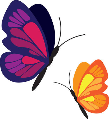 mariposa: Spring Butterfly makes your garden very beautiful. Pick those design by Concord.