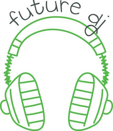 あなたのお気に入りの DJ にこれらのヘッドフォンを使用します。