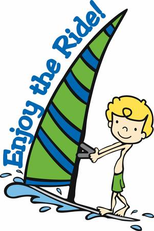 wind surfing: Wind surfing is great adventure sport pick these designs from concord collections