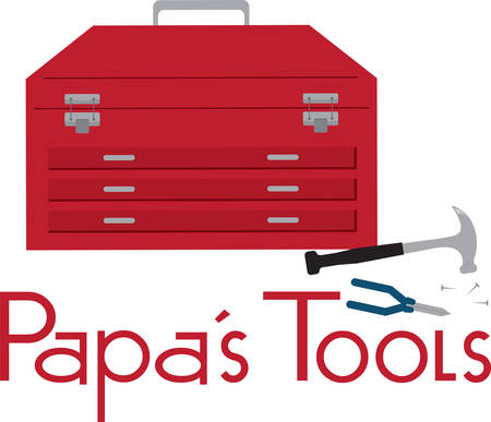 Use this tool box for a workshop rag.