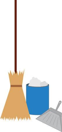 sirvientes: Todo el mundo necesita una escoba y una sart�n para mantener sus casas y oficinas limpia y reluciente