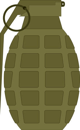 grenade: Use this grenade for a tshirt.