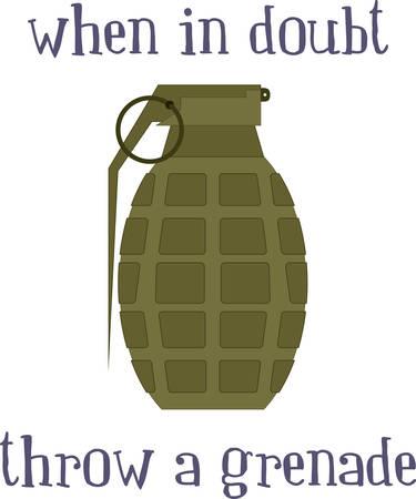ce: Utilisez cette grenade pour un T-shirt.