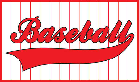 네 슬러거에이 야구 로고를 사용해라. 일러스트