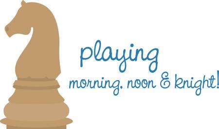 チェス マスターにこの騎士の作品を使用します。