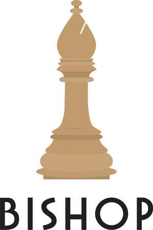 チェス マスターにこの司教の作品を使用します。