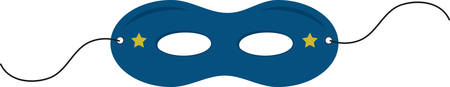 masque: All little boys can be super heroes with a mask.