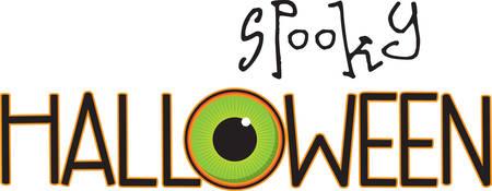 eye ball: Una bola del ojo miedo har� una gran decoraci�n de Halloween.