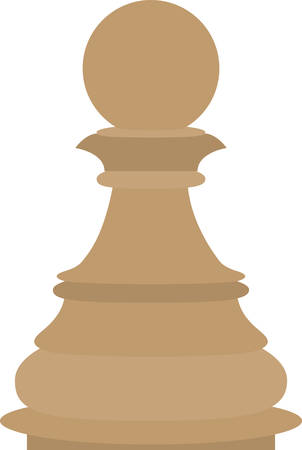 Use this pawn piece for a chess master.