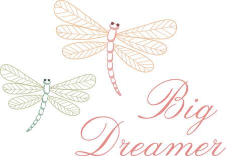 Diese Libellen einen Hauch von Frieden zu Ihrem Projekt hinzufügen. Standard-Bild - 41355690